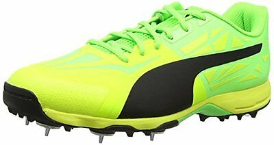 Puma Evospeed 1.5 Spike, Scarpe da Cricket Uomo, Giallo (Safety Yellow (u9N)