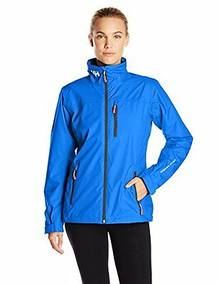 Helly Hansen – Giacca Crew midlayer cappotto, donna, Crew Midlayer, (v8A)