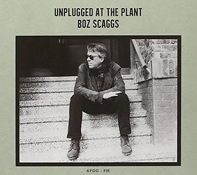 Boz Scaggs-Unplugged At The Plant  Cd New