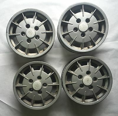 Factory Gas Burner Alloy Wheels for Porsche 911