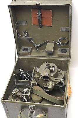 Bell & Howell Eyemo Automatic Cine 71QM MILITARY A-7 35mm Movie Camera
