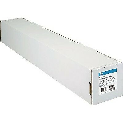 Hp Universal Heavyweight Coated Paper -24Inch X 100Inch