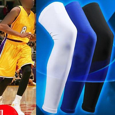 Basketball Sports Knee Leg Cover Sleeves Protector Gear Soft
