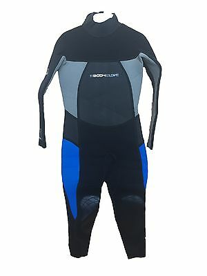 Body Glove - 3/2mm Full wetsuit -  Thermolator - Junior QXS / Age 3-4 - #0004