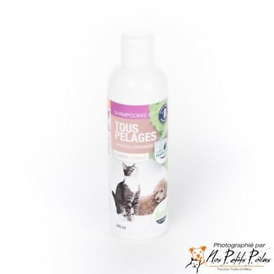Shampoing tous pelages Naturly's Octave