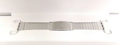 Genuine Apple Watch 42mm Silver Link Bracelet - MJ5J2ZM/A #124