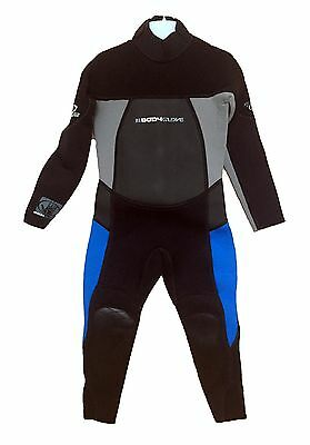Body Glove - 3/2mm Full wetsuit -  Thermolator - Junior QXS / Age 3-4 - #0008