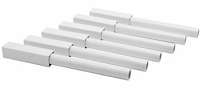 Fast Fit Height Reduction 6 Pc Kit 3x6 4x8 Tray Stand Flood Table Hydroponics