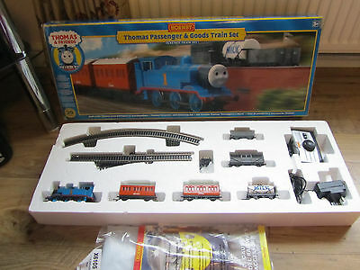 Hornby Thomas & Friends Passenger & Goods Train Complete Tested Working Oo Guage