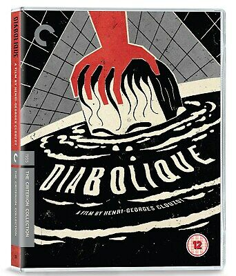 Les Diaboliques - The Criterion Collection (Restored) [Blu-ray]