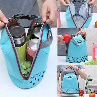 Milk Feeding Lunch Storage Organizer Bottle Warmer Food Insulation Bags