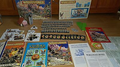 Warhammer - The Game of Fantasy Battles 4th edition 100% complete [ENG, 1992]