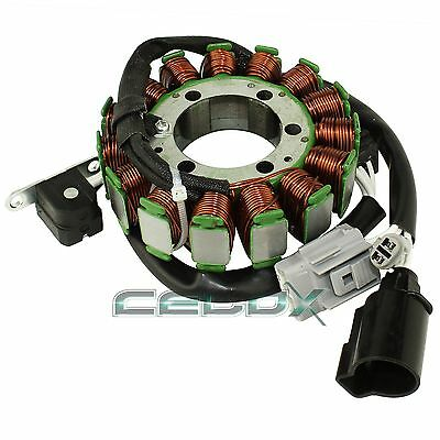 2007 Grizzly 700 Stator Replacement