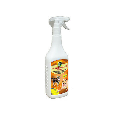 Mondoverde Repellente Spray Per Animali Domestici Per Esterno 750Ml