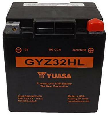 Genuine Yuasa GYZ32HL High Performance Maintenance Free Battery