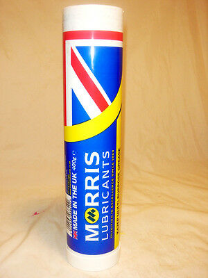 12 X Morris Lubricants K42Ep Multi-Purpose Grease 400G