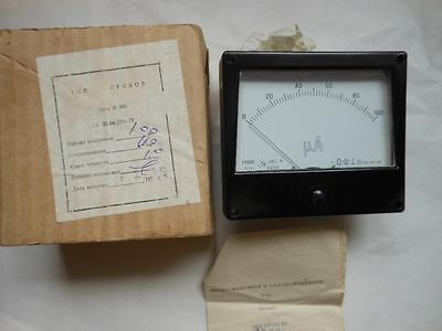 Voltmeter Ammeter Meter to KALIBR L3-3  VACUUM TUBE TESTER 0-150 100  A or other