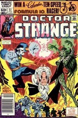 Doctor Strange (Vol 2) #  51 (VFN+) (VyFne Plus+) Marvel Comics ORIG US