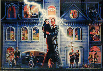 Addams Family Pinball Rubber Kit