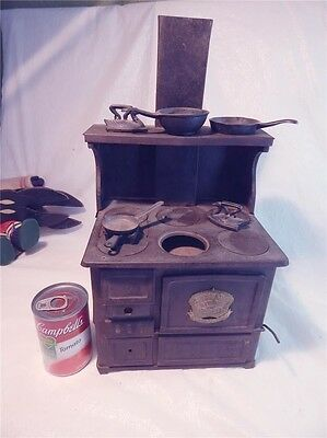 Antique Garland Stove Salesman Sample Large Great Example