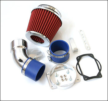 Mitsubishi Evo Lancer 7 8 9 Induction Kit Intake Cold Air Filter Cone Y0096