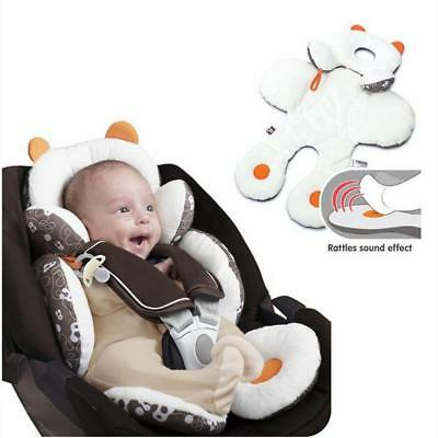 Soft Baby Safety Pram Stroller Cushion Pad Car Seat Liners Pushchair Mat S/L