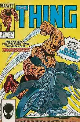 The Thing (1983) #27   VF/NM