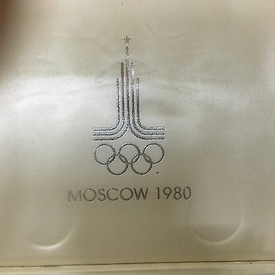 28-Coin Set SILVER 1980 USSR Russian Moscow Olympics 5 & 10 Roubles Series