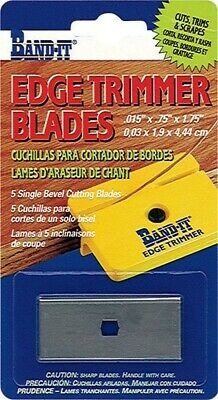 Band-It Edge Trimmer Replacement Blades 5/Carded