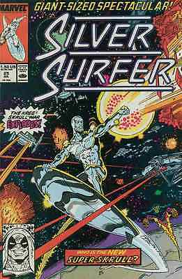 The Silver Surfer (Vol. 3) (1987) #25   VF/NM