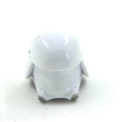 """Star Wars The Black Series FIRST ORDER SNOWTROOPER HEAD FOR 6"""" ACTION FIGURE"""