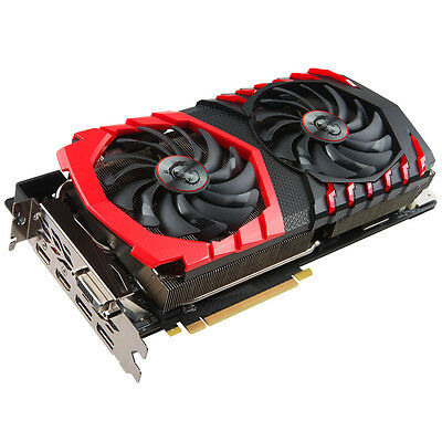 MSI GeForce GTX 1080 Ti GAMING X 11GB GDDR5X