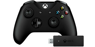 Microsoft Xbox Wireless Controller + Wireless Adapter for Windows & Xbox W/3....