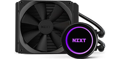 NZXT Kraken X42 HIGH-PERFORMANCE 140mm Liquid Cooler With RGB Lighting 6-YEAR...
