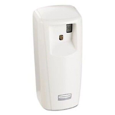 NEW Rubbermaid Microburst Odor Control System 9000 Lcd, White Metered Scents