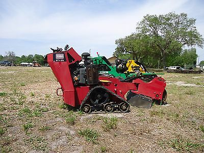 2010 Toro STX-26 Articulating Stump Grinder