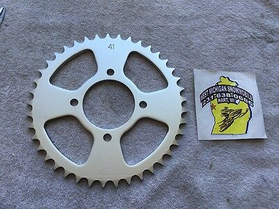 Parts Unlimited Steel Front Sprocket 13 Tooth K22-2502