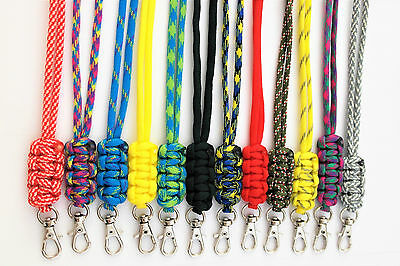 LANYARD NECK STRAPS FOR ID HOLDERS etc, WITH BREAKAWAY