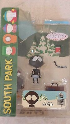 South Park Starvin Marvin Mezco Series 6 Rare Four Brand New Six Toyz