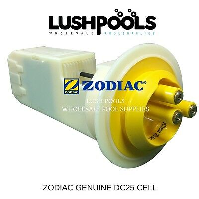 Zodiac - Duoclear Duo Clear DC25 GENUINE Replacement Salt Cell - 5 YR WARRANTY