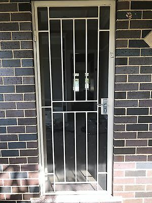 Solid Steel Security Doors Primrose x 2