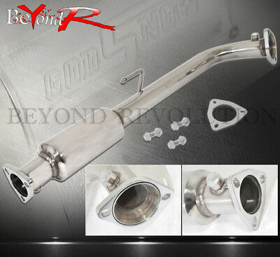 01 02 03 04 05 Civic Ex Down Pipe Performance Cat Test Pipe High Flow Resonator