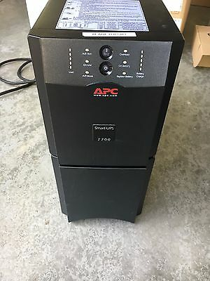 APC Smart-UPS 2200va Battery Backup / UPS SUA2200 *TESTED AND WORKING* No Batts