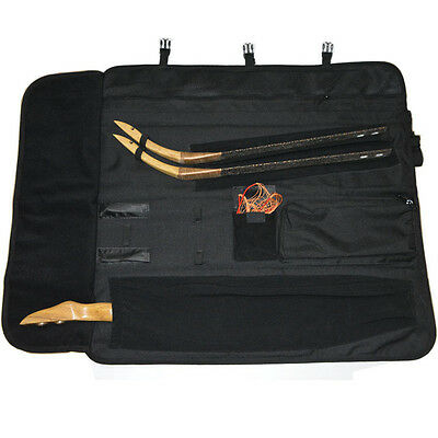 Portable Folding Split Bow Bag Case for Traditional Recurve Bow Outdoor Hunting