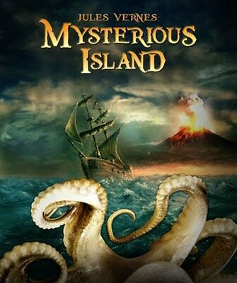 The Mysterious Island by Jules Verne - Audio Book MP3 CD