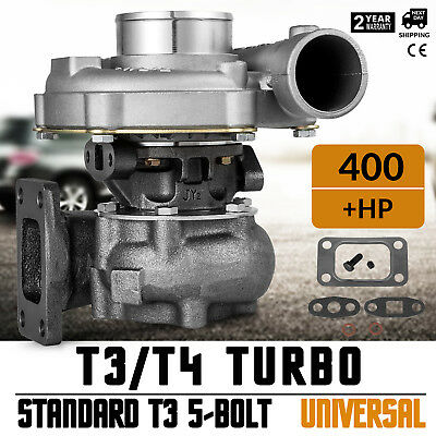 Set Universal turbo charger turbocharger T3T4 T04E T3 .63 AR for Dodge Hot