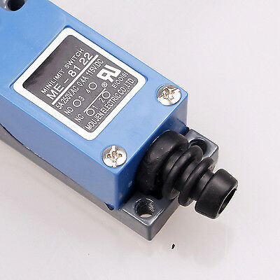 TZ-8122 Momentary 1NO+1NC Fixed Roller Arm Limit Switch for CNC Mill