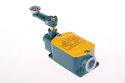 JLXK1-111 Dual Side Rotary Roller Lever SPDT Momentary Limit Switch