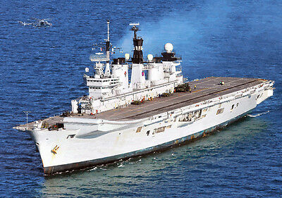 Hms Illustrious - Hand Finished, Limited Edition (25)
