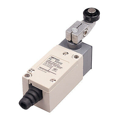 HL-5000 SPDT NO+NC Momentary Rotary Roller Lever Arm Controlling Limit Switch